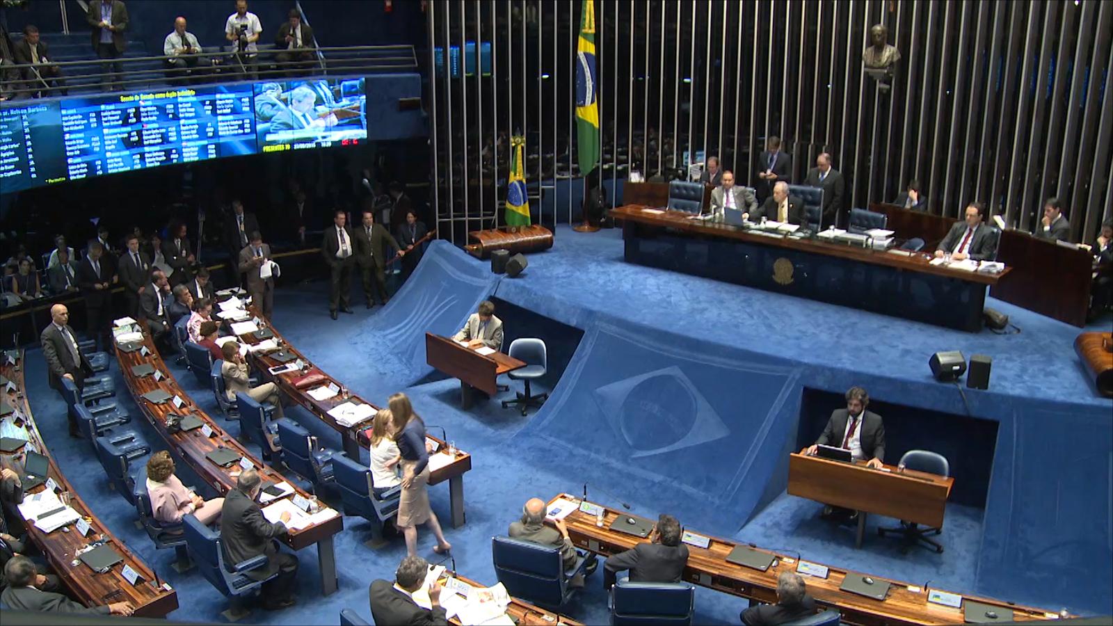 صورة مجلس الشيوخ البرازيلي يشيد بمبادرة الملك بشأن فتح حوار مع الجزائر