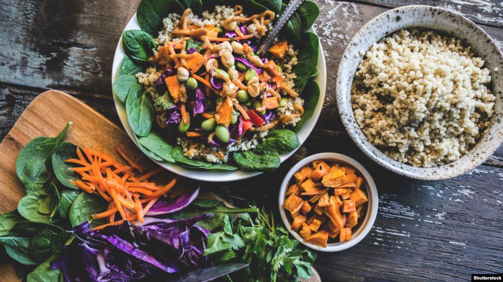 Photo of الأمم المتحدة: النظام الغذائي النباتي ينقذ الكوكب