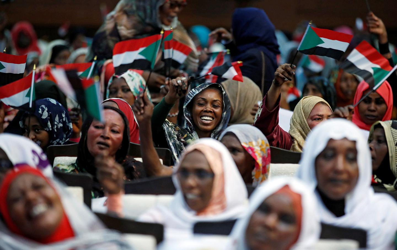 صورة ربورتاج: السودانيات يكافحن للحصول على تمثيل أفضل في المؤسسات