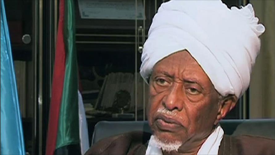صورة وفاة الرئيس السوداني الأسبق عبد الرحمن سوار الذهب