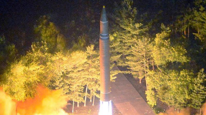 """صورة تجارب بيونغيانغ الصاروخية.. رسائل """"تحذيرية"""" لسول وواشنطن"""