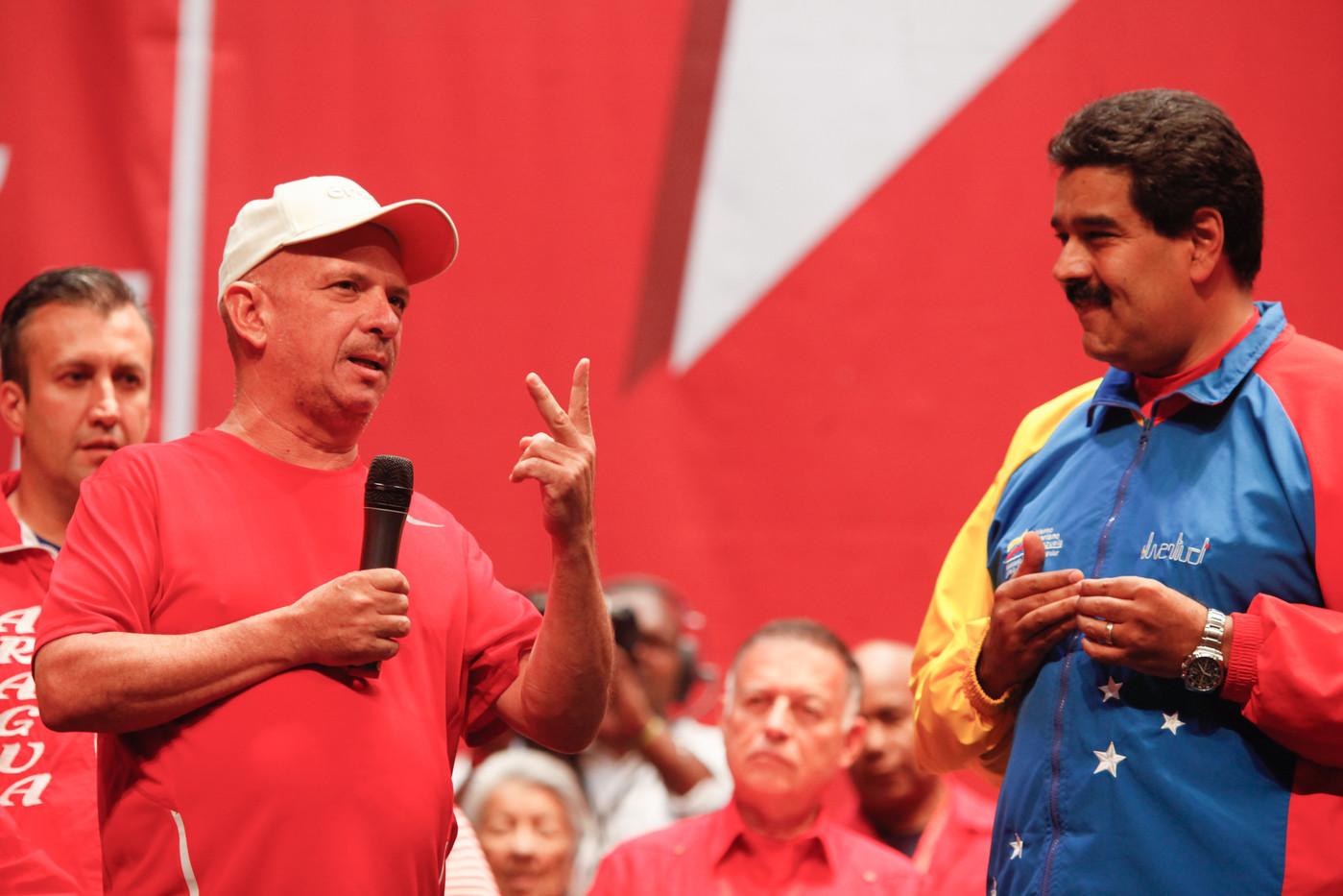 صورة إسبانيا تعتقل مدير المخابرات الفنزويلي السابق بطلب من واشنطن