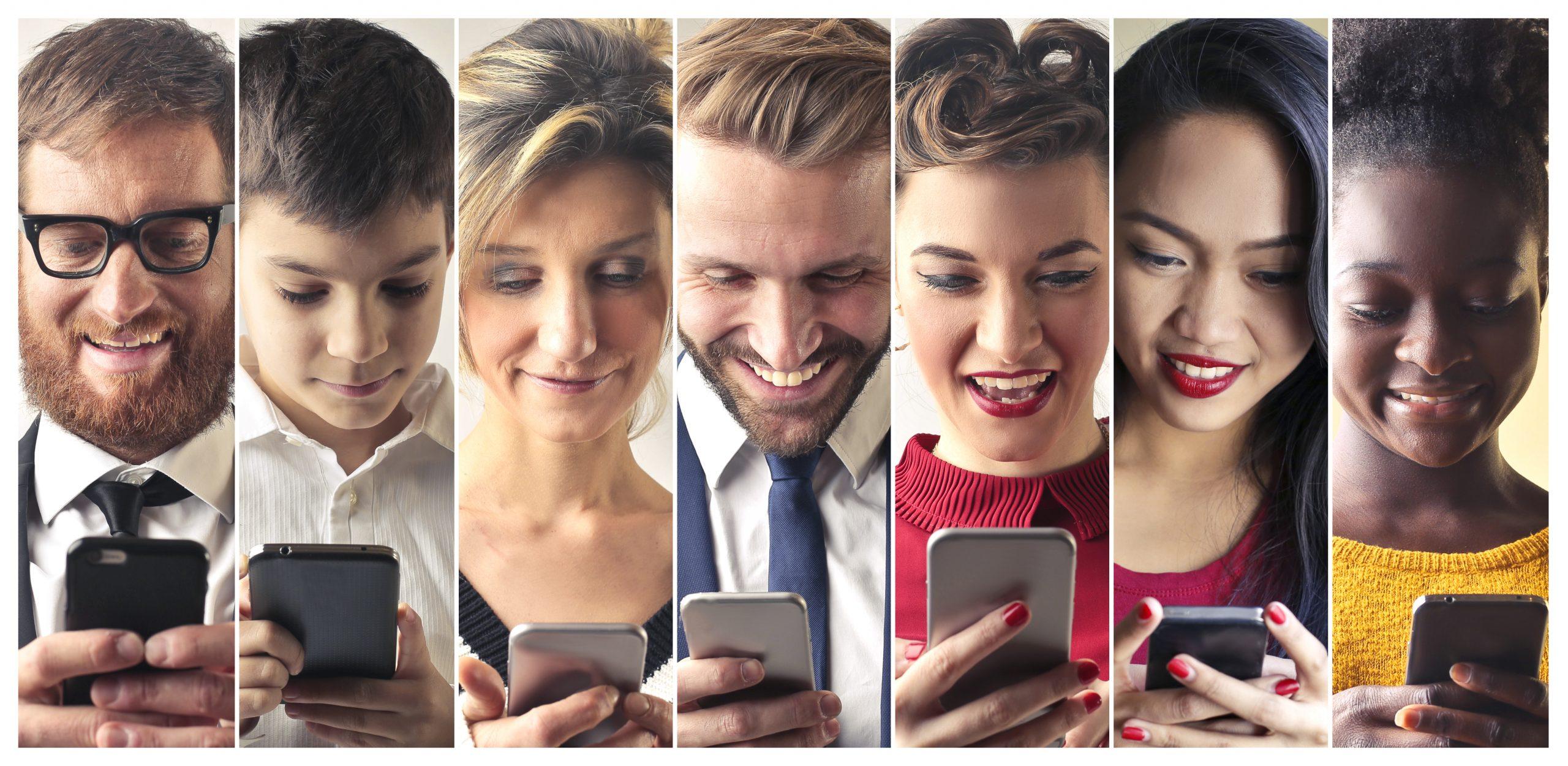 Photo of دراسة بريطانية تكشف شخصية مستعملي الهواتف الذكية