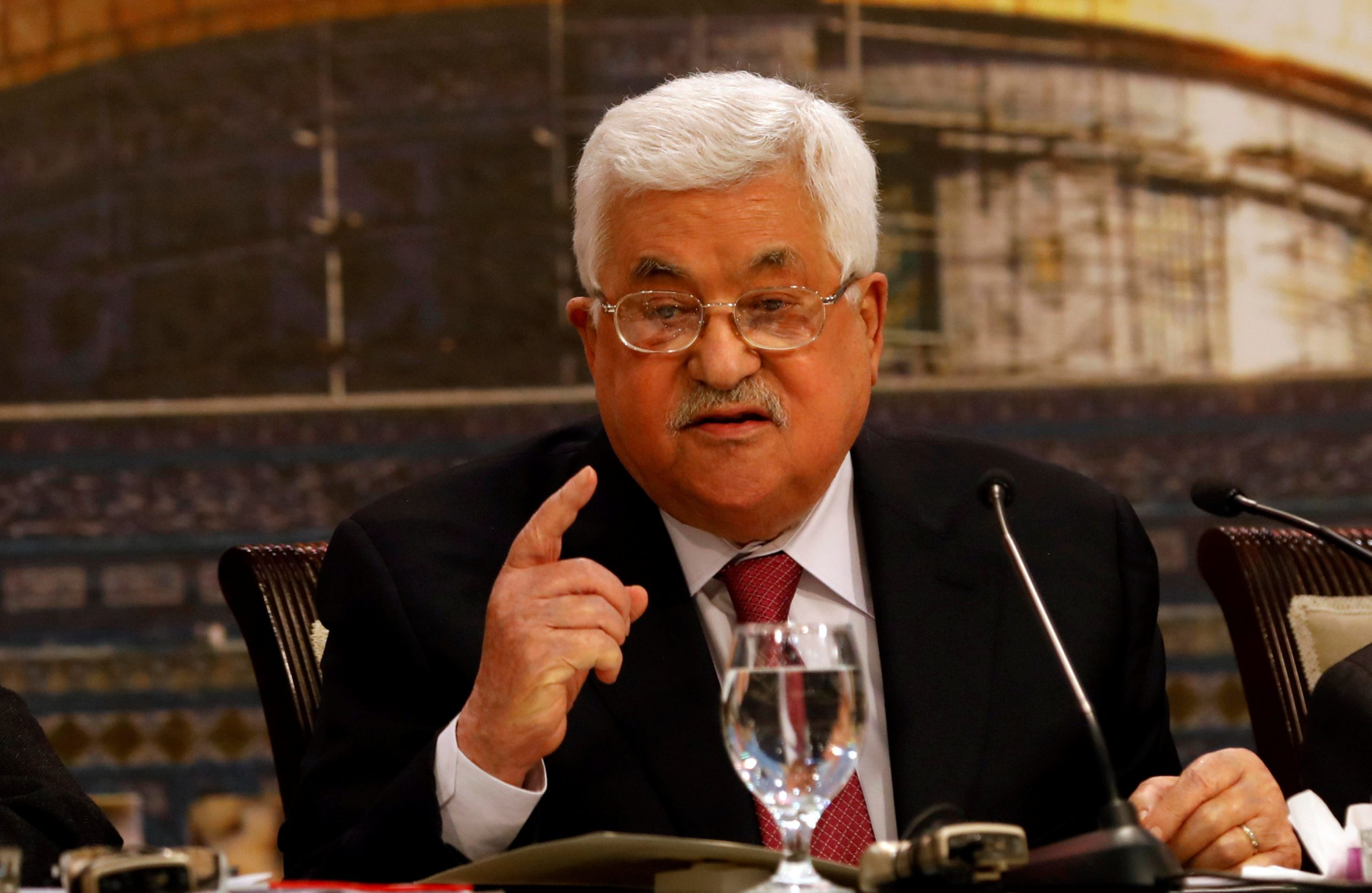 صورة فلسطين تندد بالحملة الإسرائيلية ضد مؤسساتها في القدس