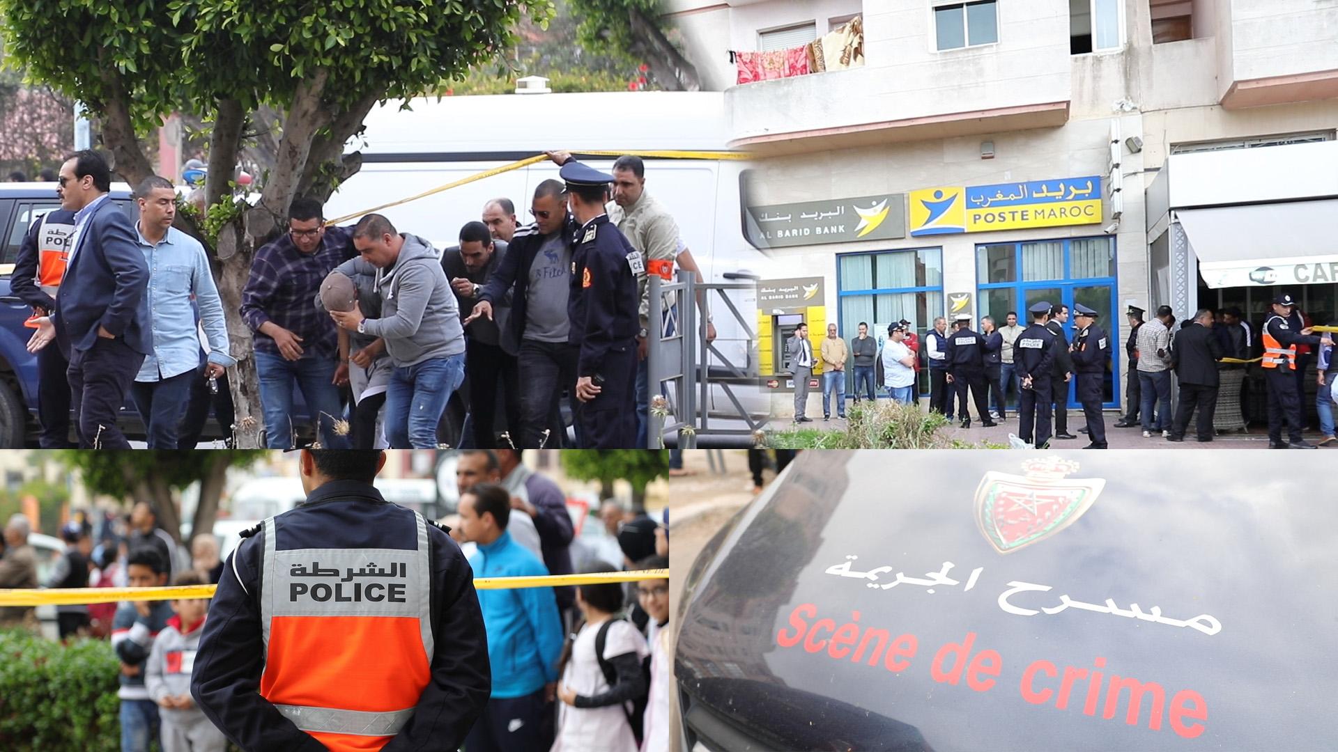 Photo of الجديدة: توقيف قاصرين متورطين في سرقة وكالة بنكية