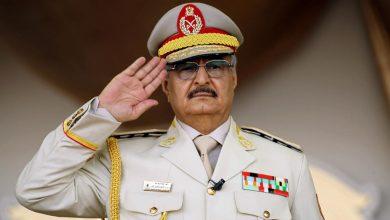 Photo of ليبيا: خليفة حفتر يدعو قواته للتقدم باتجاه قلب طرابلس