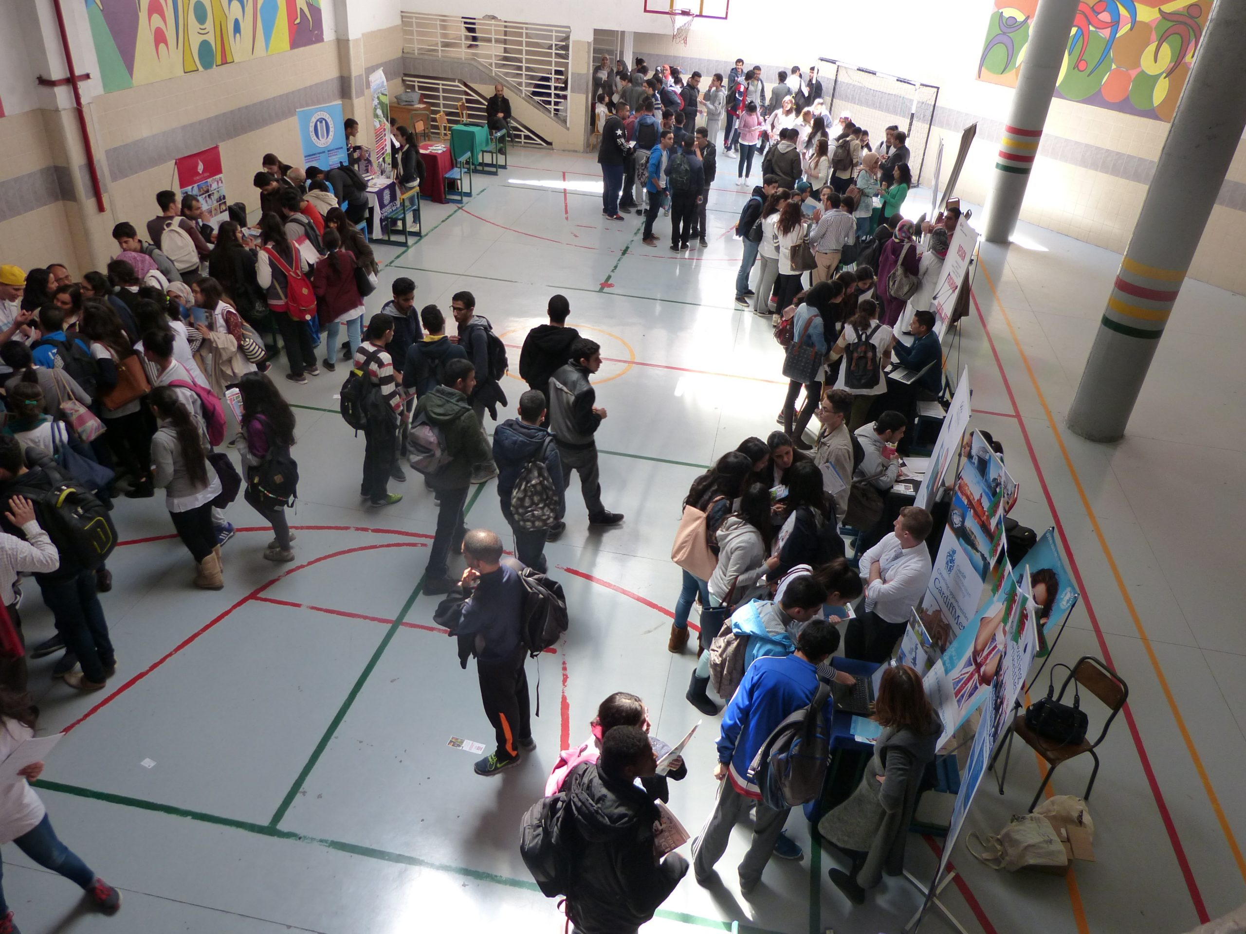 Photo of مجموعة مدارس أنيس تنظم ملتقى التوجيه الخاص بالدراسات العليا