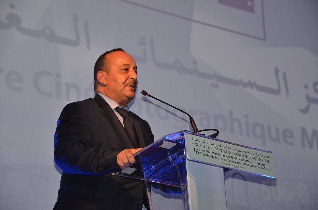 صورة محمد الأعرج: دعم الإنتاج السينمائي الوطني بلغ 42 مليون درهما