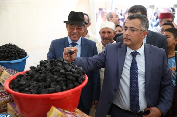 Photo of افتتاح الدورة الثانية لمهرجان البرقوق بصفرو