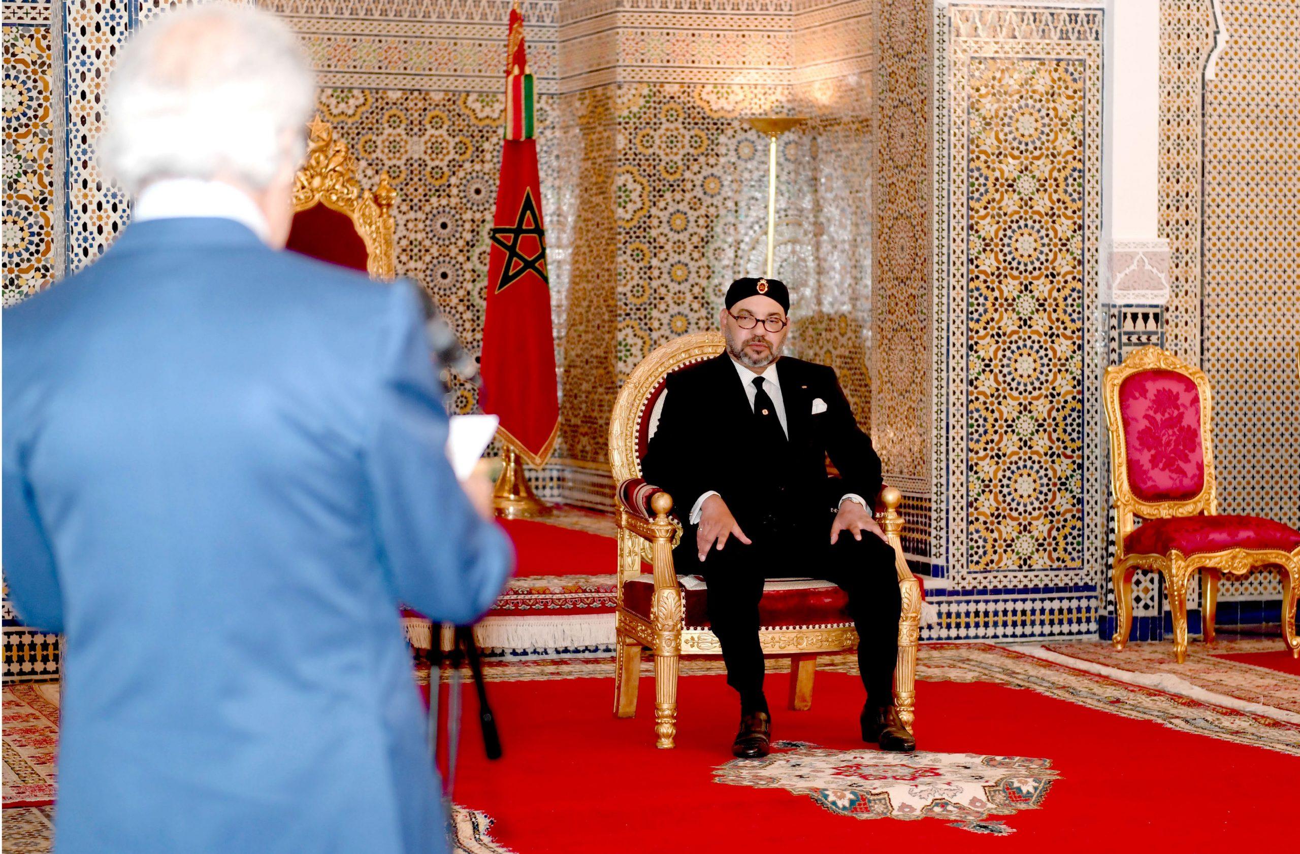 صورة خبير سياسي: الملك يدعو إلى تقويم الاختلالات التي تعترض مشاريع عديدة
