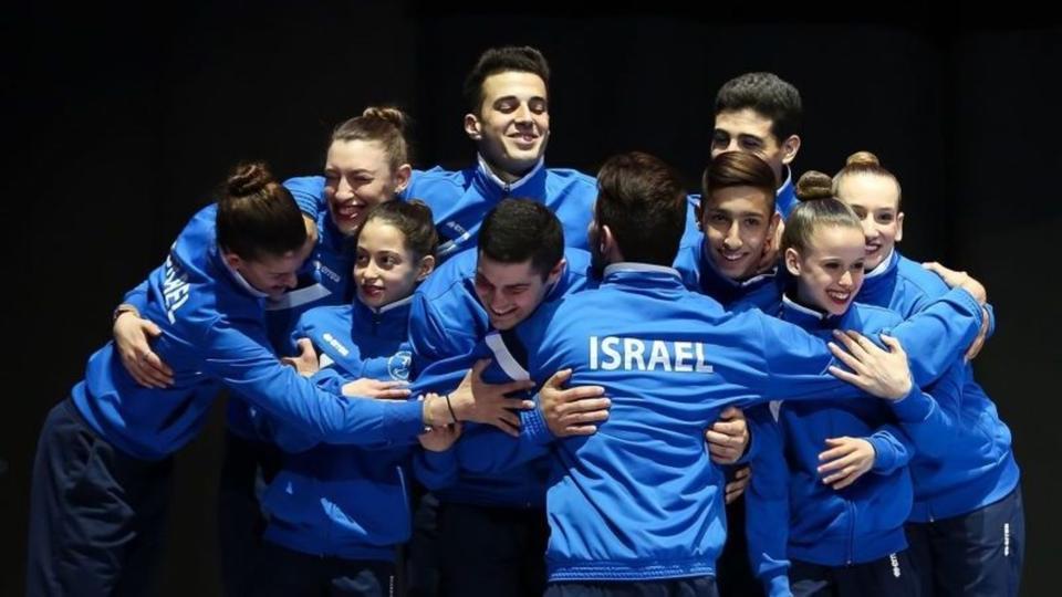 Photo of غضب بسبب مشاركة وفد إسرائيلي في بطولة العالم للجمباز في قطر