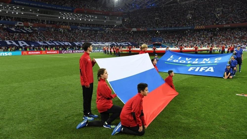 صورة روسيا مهددة جديا بالغياب عن طوكيو 2020 بعد توصية بايقافها لأربعة أعوام