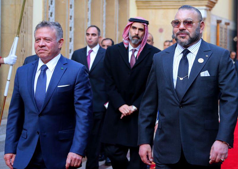 Photo of محمد السادس وعبد الله الثاني يتفقان على مشاريع جديدة بين المغرب والأردن