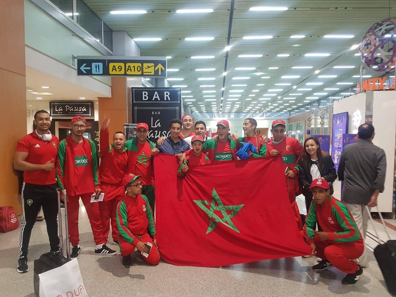 Photo of منتخب الأولمبياد الخاص المغربي يستعد للألعاب العالمية 2019