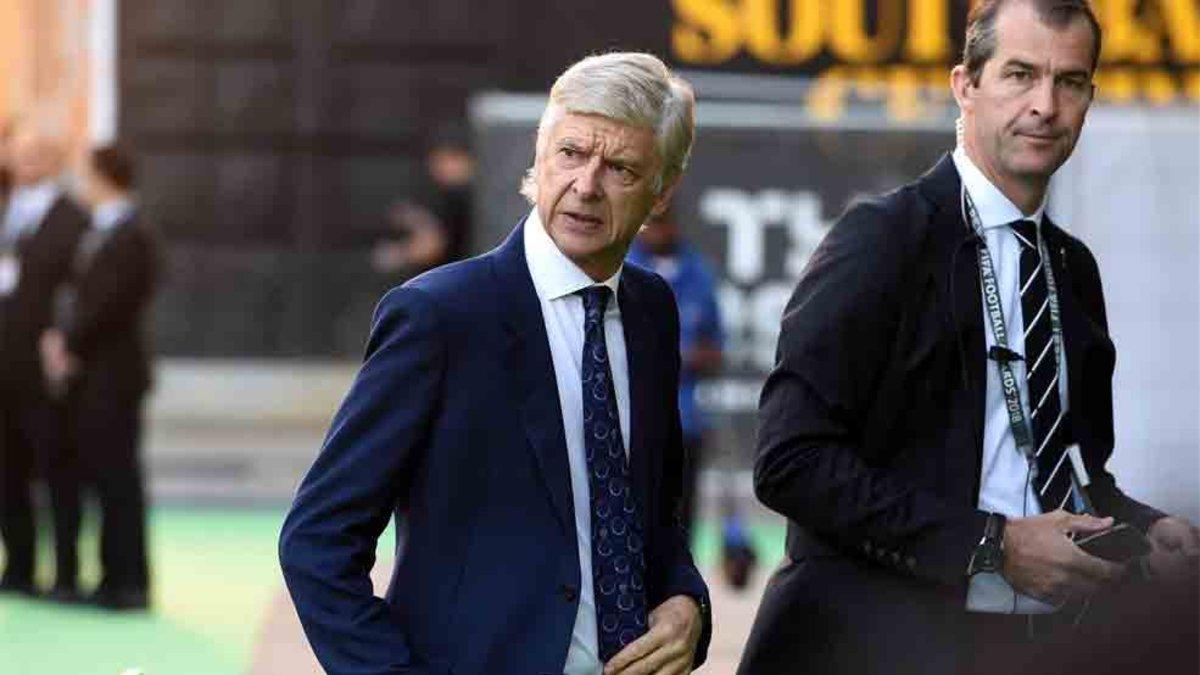"""صورة """"سبور"""" الإسبانية: """"فينجر"""" تفاوض مع ريال مدريد"""
