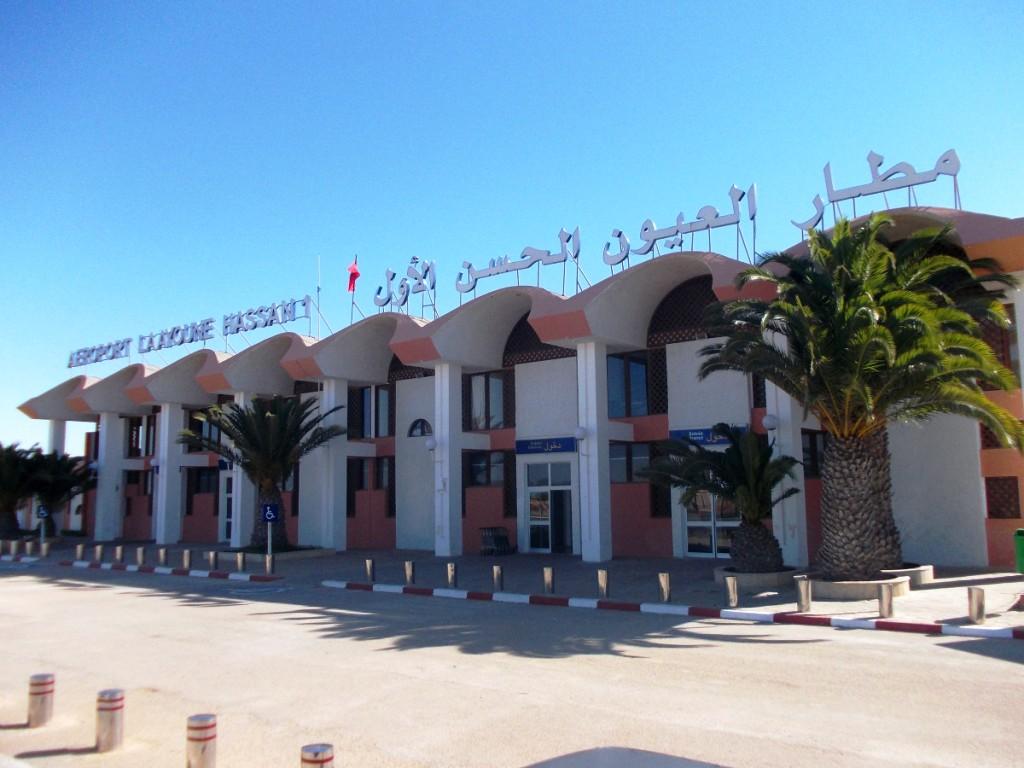 Photo of ارتفاع حركة النقل الجوي بمطار الحسن الأول بالعيون بنسبة 13.32 بالمائة متم أكتوبر المنصرم