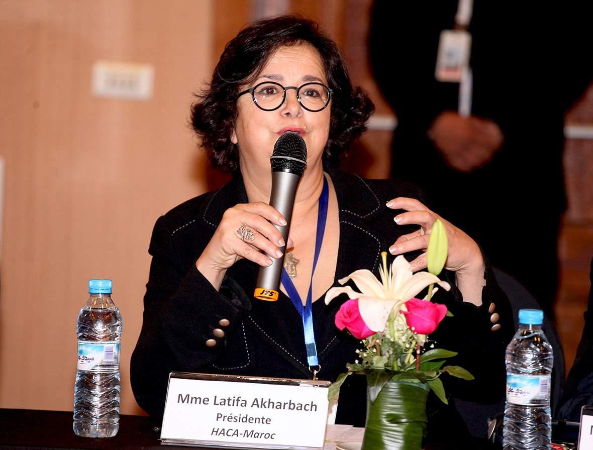 """صورة أخرباش: عمل """"الهاكا"""" يتمثل في ضمان وتعزيز التنوع ويستمد قوته وأسسه من الدستور المغربي"""