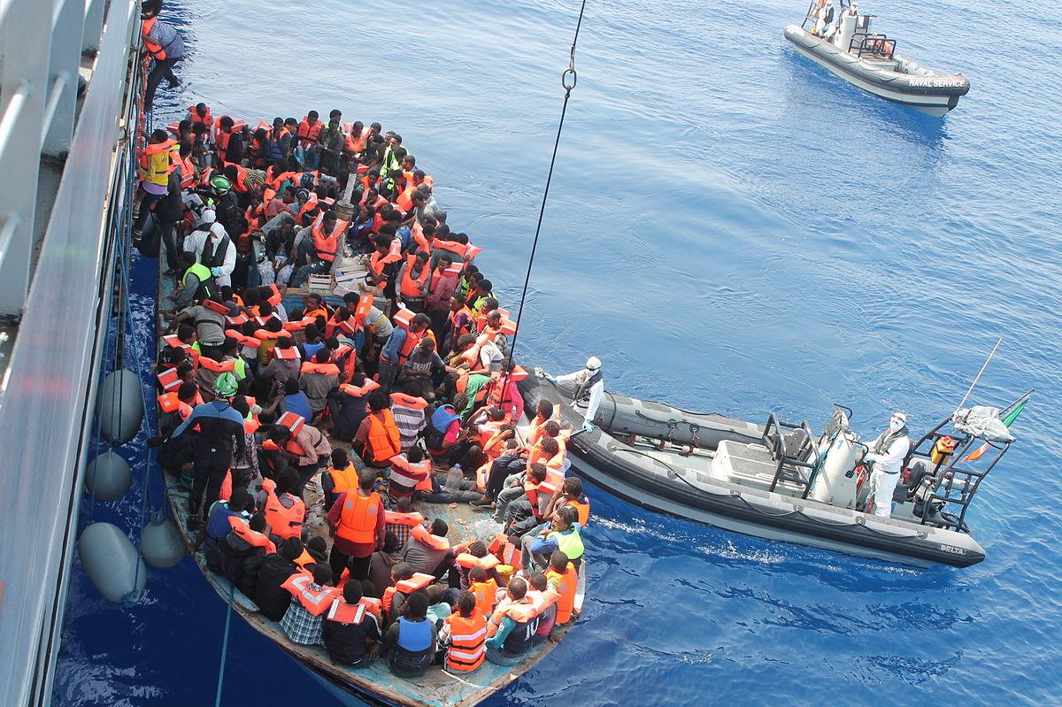 صورة تراجع نسبة المهاجرين الوافدين على إسبانيا بفضل المغرب