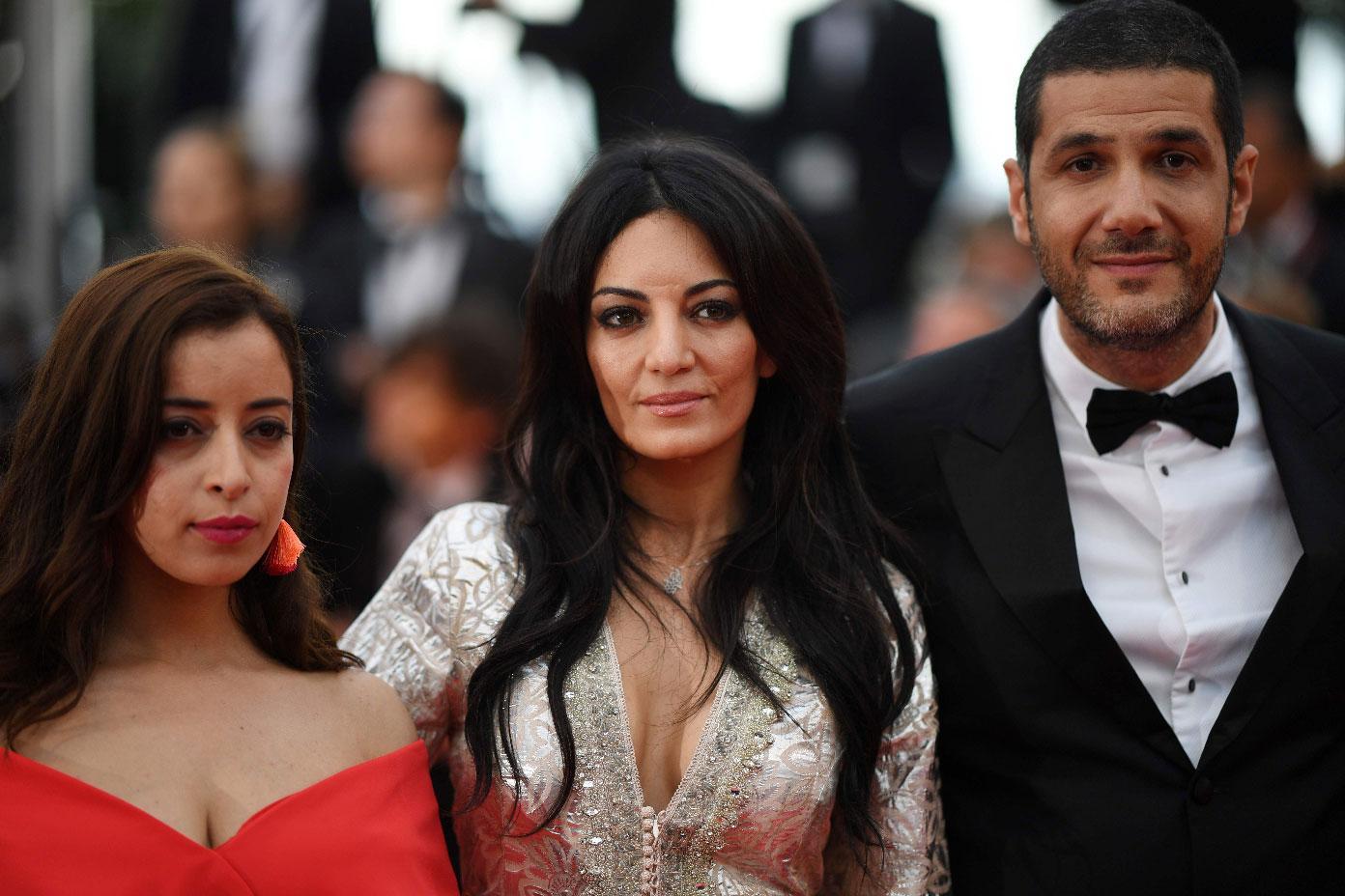 """صورة تتويج الفيلم المغربي """"آدم"""" في مهرجان الفيلم الفرنكفوني لأنغوليم"""