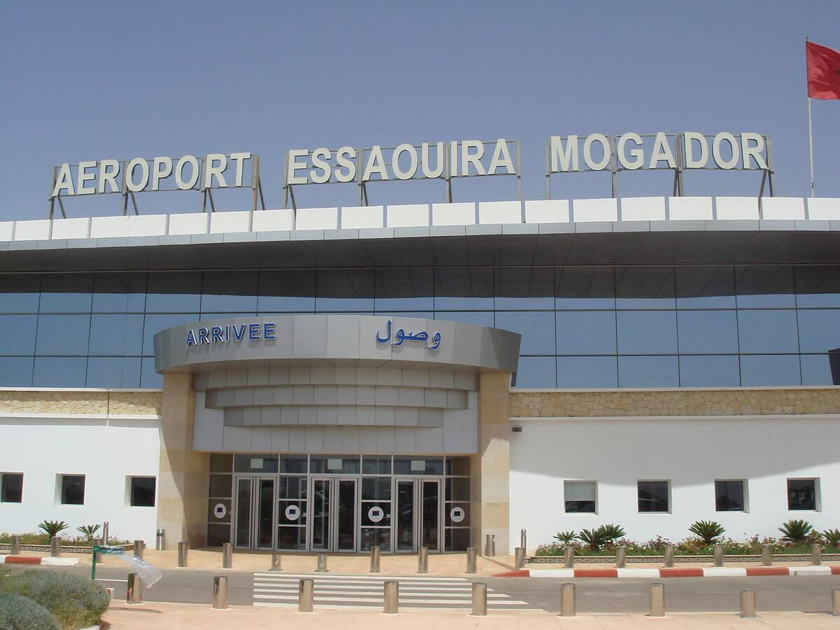 Photo of ارتفاع حركة النقل الجوي بمطار الصويرة – موكادر بـ 5.48 في المئة خلال أكتوبر المنصرم