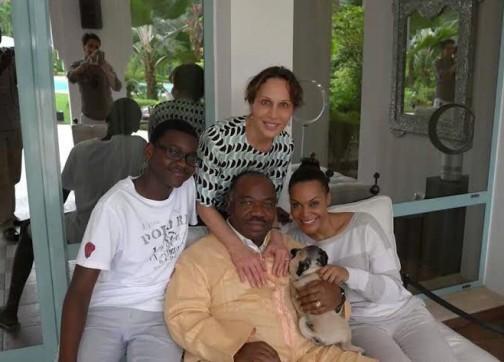 صورة لماذا رفضت زوجة علي بونغو قضاءه فترة نقاهته في المغرب