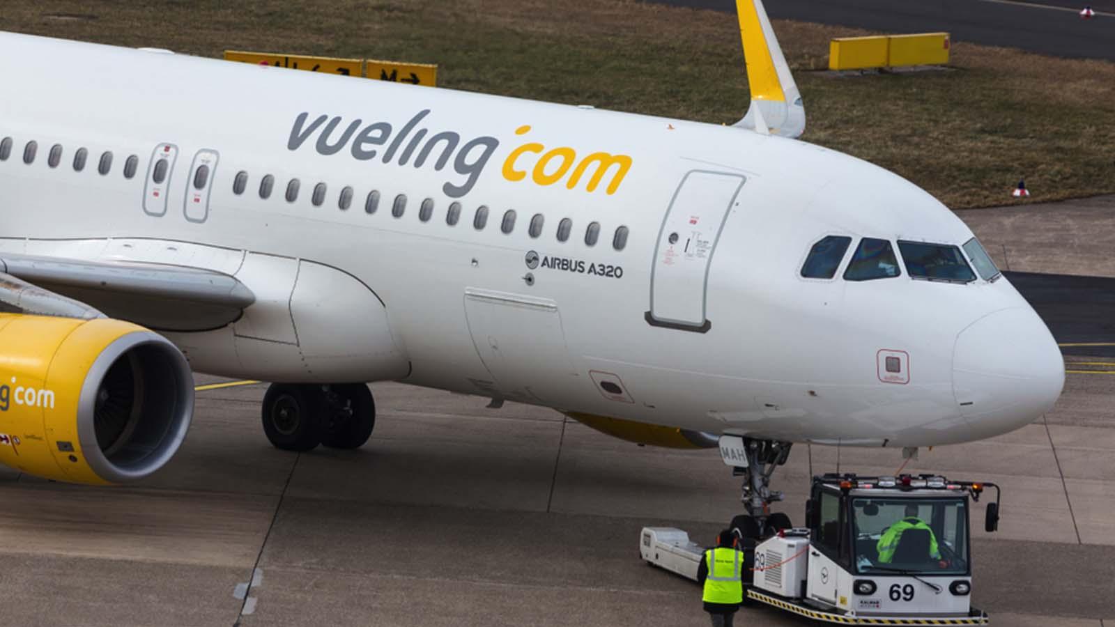 "Photo of شركة الطيران الإسبانية ""فويلينغ"" تطلق خطا جويا جديدا بين مالقة ومراكش"
