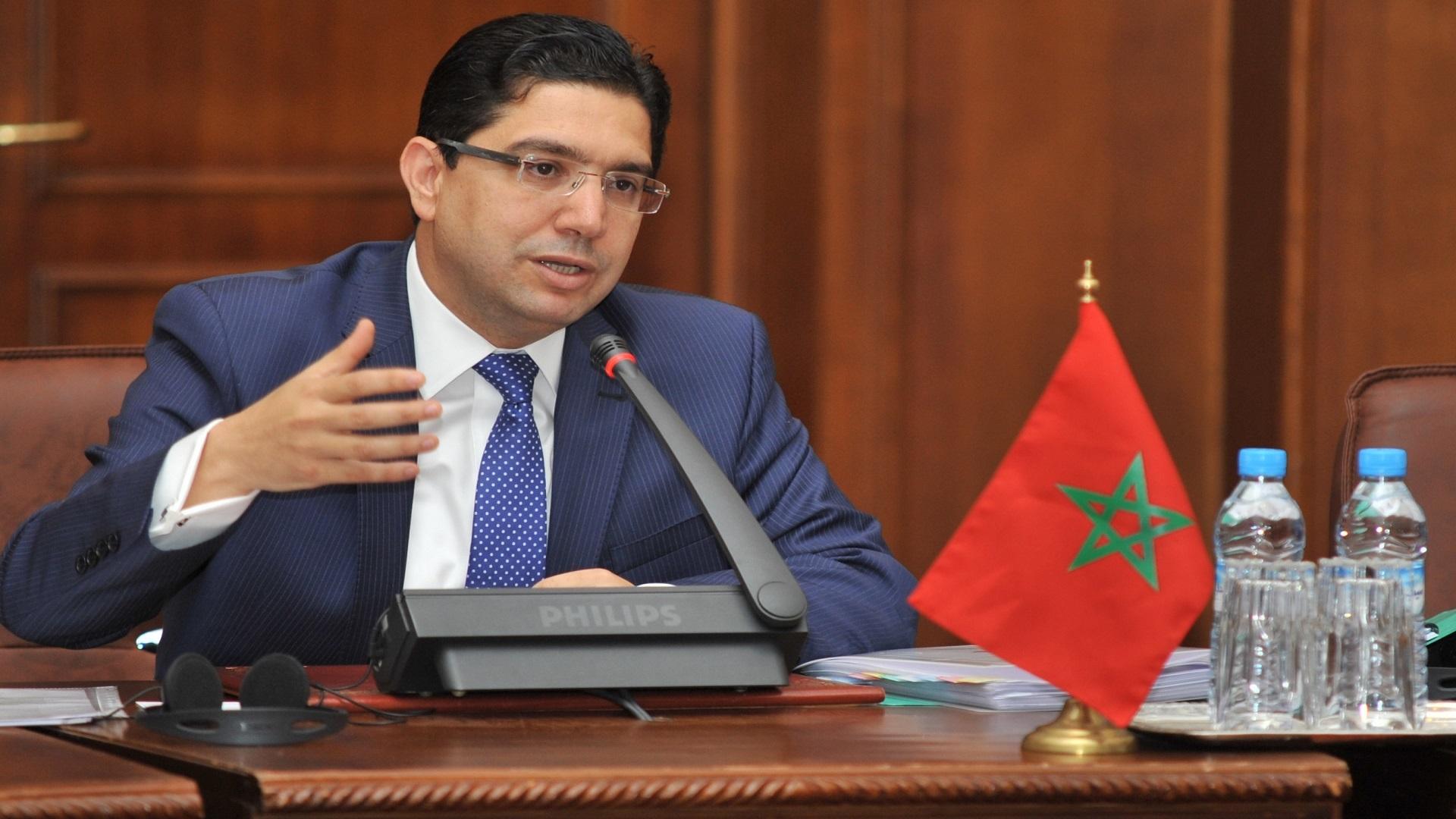 صورة بوريطة:صورة المغرب في الخارج إيجابية..وشركاؤه يثقون فيه