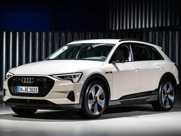 صورة Audi تطلق سيارة كهربائية جديدة بمساعدة Amazon وتشعل سباق المنافسة مع Tesla
