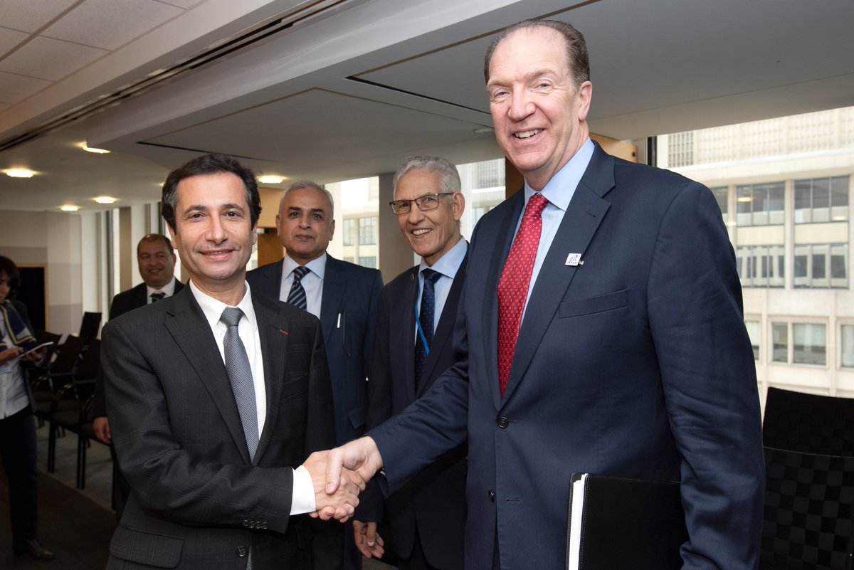 Photo of بحضور بنشعبون.. البنك الدولي: نتعهد بدعم المغرب لمواصلة الإصلاحات