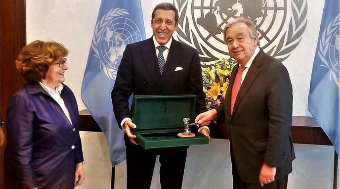 Photo of انتخاب السفير عمر هلال رئيسا للمجلس التنفيذي لليونيسف