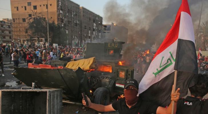 "Photo of العراق يستدعي 4 سفراء أجانب ""احتجاجا"" على تدخلهم في شؤونه الداخلية"