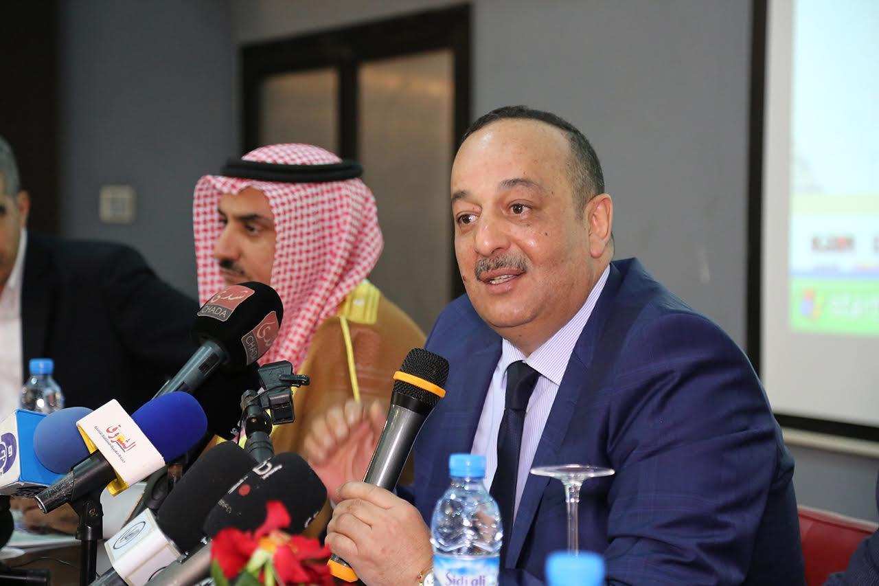 """صورة الأعرج يدعو إلى توأمة """"القدس"""" مع عواصم """"الثقافة الإسلامية"""""""