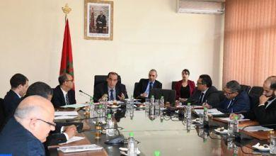 Photo of انعقاد المجلس الإداري للمكتبة الوطنية للمملكة المغربية في دورته ال 18