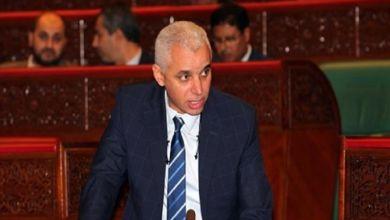 صورة آيت الطالب يحذر المغاربة من إعطاء الشيكات للمصحات.. والقطاع الخاص سيخدم المعوزين