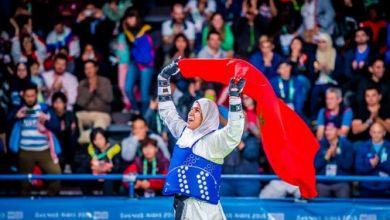 صورة أولمبياد طوكيو 2020.. اللجنة التقنية لجامعة التكواندو تكشف تفاصيل إبعاد البطلة أبو فارس
