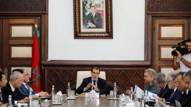 صورة مجلس الحكومة يصادق على مشروع مرسوم يتعلق بمدونة التأمينات