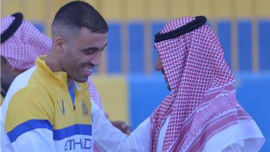 صورة بالفيديو.. حمد الله يكشف رغبته في الإقامة الدائمة بالسعودية