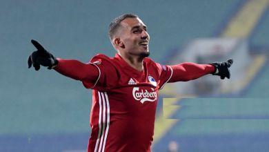 صورة بالصور..الجيش يتعاقد مع لاعب دانماركي من أصول مغربية