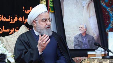 """Photo of روحاني يبلغ ماكرون أن """"المصالح الأمريكية"""" في الشرق الأوسط باتت """"في خطر"""""""