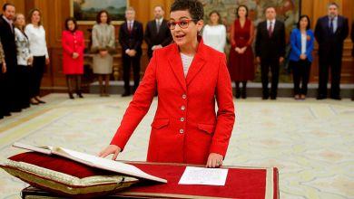 "Photo of وزيرة الخارجية الاسبانية ترفض ترسيم المغرب لحدوده البحرية بـ""بشكل أحادي"""