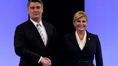 Photo of فوز الاشتراكي الديمقراطي زوران ميلانوفيتش بالانتخابات الرئاسية في كرواتيا