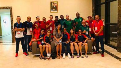 """صورة """"الفيزا"""" والوضع الاجتماعي للملاكمين يهدد مشاركة المغرب في أولمبياد """" طوكيو"""""""