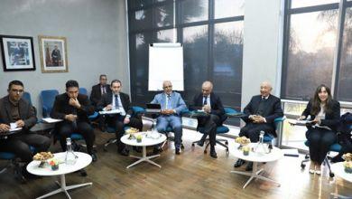 صورة لجنة شكيب بنموسى تشرع في جلسات الاستماع للأحزاب والنقابات