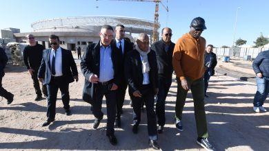 """صورة لقجع يقترح على """"الكاف"""" إقامة كأس إفريقيا للصالات مرة كل سنتين"""