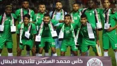 صورة الاتحاد العربي يغرم الرجاء بقيمة 30 ألف دولار