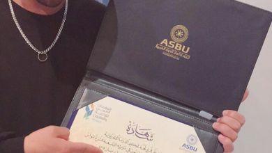 """Photo of عبد الإله رشيد يفوز بجائزة أفضل ممثل """"كريم بمسلسل رضاة الوالدة"""" وهذه هي التفاصيل"""