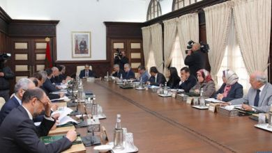 Photo of مجلس الحكومة يصادق على مرسوم بتحديد اختصاصات وتنظيم وزارة التجهيز والنقل واللوجستيك والماء
