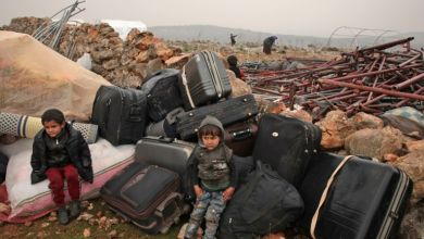 صورة أكثر من 38 ألفا ينزحون عن منازلهم في شمال-غرب سوريا (الأمم المتحدة)