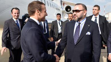 "Photo of زيارة ماكرون للمغرب..""تركيا وايران"" تستأثر بمحادثات الملك وماكرون"