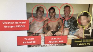 """صورة """"الأنتربول"""" يترصد فرار مغربي أبرز المتهمين في استغلال أطفال مغاربة في أفلام إباحية"""